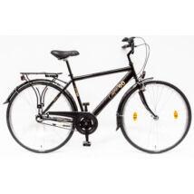 Schwinncsepel LANDRIDER 28/23 N3 90 LIMITÁLT férfi Trekking Kerékpár fekete