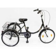 Schwinncsepel Camping 3 Kerekű Acél N3 City Kerékpár