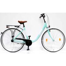 Schwinncsepel BUDAPEST B 28-19 N3 16 női City kerékpár türkiz