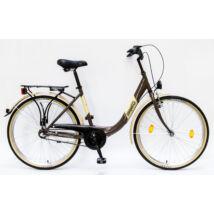Schwinncsepel BUDAPEST B 26/18 N3 16 női City kerékpár