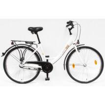 Schwinncsepel BUDAPEST A 26/17 N3 90 LIMITÁLT női City Kerékpár