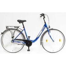 Schwinncsepel BUDAPEST B 28/19 N3 19 női City Kerékpár sötétkék
