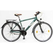 Schwinncsepel SIGNO FFI 28/21 N3 19 AGYD férfi City Kerékpár zöld