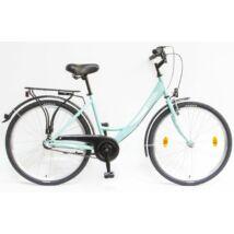 Schwinncsepel BUDAPEST A 26/17 N3 2020 női City Kerékpár türkiz