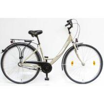 Schwinncsepel BUDAPEST A 26/17 N3 2020 női City Kerékpár drapp