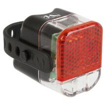 Schwinncsepel Lámpa Hátso Elemes 1led 2funk 30g M-wave 221055