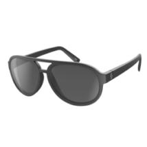 Scott Bass napszemüveg fekete szürke lencsével