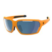 Scott Vector napszemüveg narancs matt kék króm lencsével