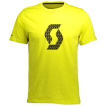Scott Icon FT férfi póló sárga