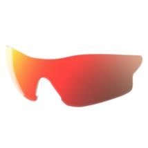 Scott Leap napszemüveghez pótlencse piros króm fényes