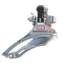 Shimano váltó első 28,6 alsó húzású TY10 42T-HEZ