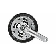 Shimano Hajtómű Alivio Fct4010 170-22/32/44 Octalink 9-es Ezüst Shimano Logo Lv