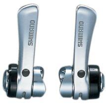 Shimano Váltókar Bal+Jobb Slr440 3/8-as Egyeneskormányos Ezüst