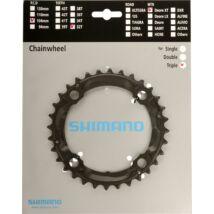 Shimano Lánckerék 32F Fcm760 ,Fcm601 Fekete