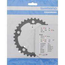 Shimano Lánckerék 34F Claris Fc2350 Fekete