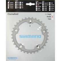 Shimano Lánckerék 34F Fc5750S 34F Ezüst