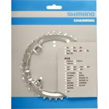 Shimano Lánckerék 36F Fcm510 Fcm443 4-Es Ezüst