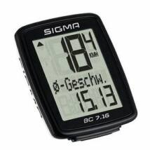 SIGMA Computer BC 7.16 ATS vezeték nélküli