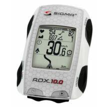 SIGMA Computer ROX 10.0 GPS BASIC fehér