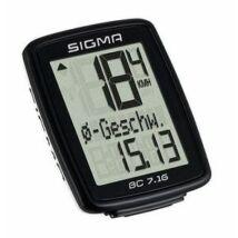 SIGMA Computer BC 7.16 vezetékes