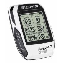 SIGMA Computer ROX 11 GPS BASIC fehér