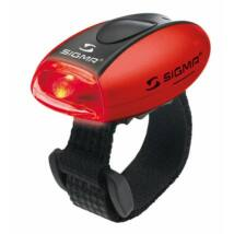 Sigma Lámpa Micro Hátsó Piros Led-es