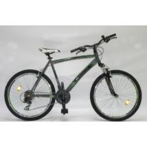 Sirius Cougar FS 26'' 21''-es váz Szürke/Zöld férfi Mountain Bike