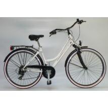 """Sirius City Wave FS 28"""" női City Kerékpár"""