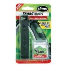SLIME Gimijavító folt SKABS 6x1 + gumiszerelő szerszám