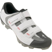 Specialized Sport MTB shoe wht/red