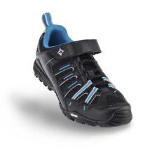 Specialized Tahoe sport shoe wmn blk/blu