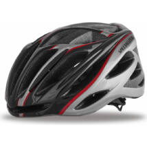 Specialized Fejvédő Echelon hlmt ce blk/red/sil