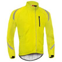 Specialized Kabát Raln jacket HV Outerwear rbx elite yellow fluo