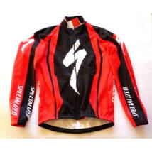 Specialized Kabát Winter jacket partial black/red