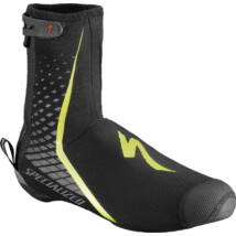 Specialized kamásli Deflect pro shoe cover blk/neon yel