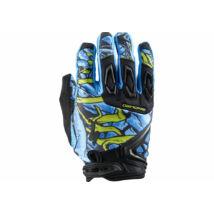 Specialized Enduro glove neon blu