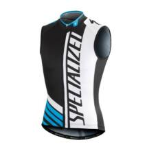 Specialized Mez SLS jersey black/white/light blue Pro racing