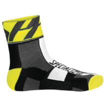Specialized Zokni Winter socks Pro racing blk/yellow fluo
