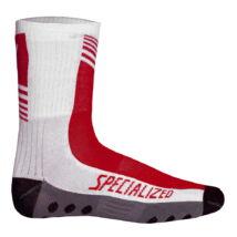 Specialized Zokni Winter socks Sl team wht/red