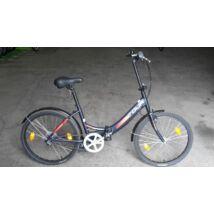 Sprint Folding 24″ nexus 3 Összecsukható Kerékpár fekete