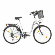 Sprint-sirius Solid Solara 26″ City, 6 Sp Női City Kerékpár