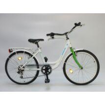"""Sprint-Sirius Starlet 24"""" 6s. City Gyerek Kerékpár"""