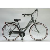 Sirius City Wave 28'' Ezüst női City Kerékpár