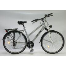 Sprint Lumina 28'' Ezüst női City Kerékpár