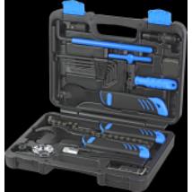 Spyral Szerszám Készlet Technic Box 22 Db