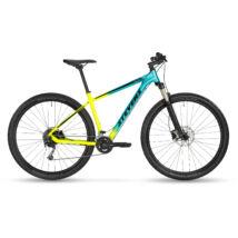 "Stevens Taniwha 27.5"" 2020 férfi Mountain Bike lemon green"