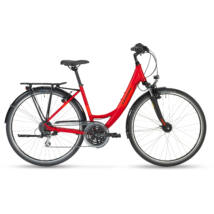 Stevens Albis 2020 Női Trekking kerékpár forma piros