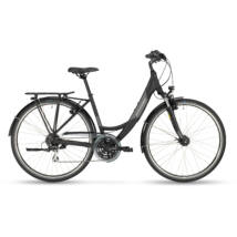 Stevens Albis 2021 női Trekking Kerékpár velvet black forma vázas