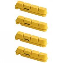 Swissstop Fékpofa Flashpro Yellow King Shimano/Sram Országúti Karbon 4 Db