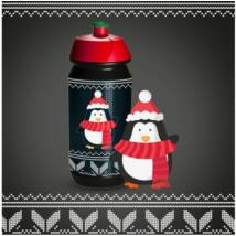 Tacx Kulacs 500 Ml Cristmas Edition Penguin